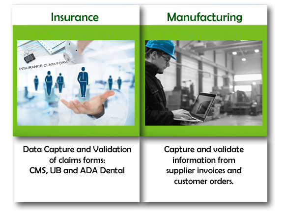 Insurance & Manufacturing